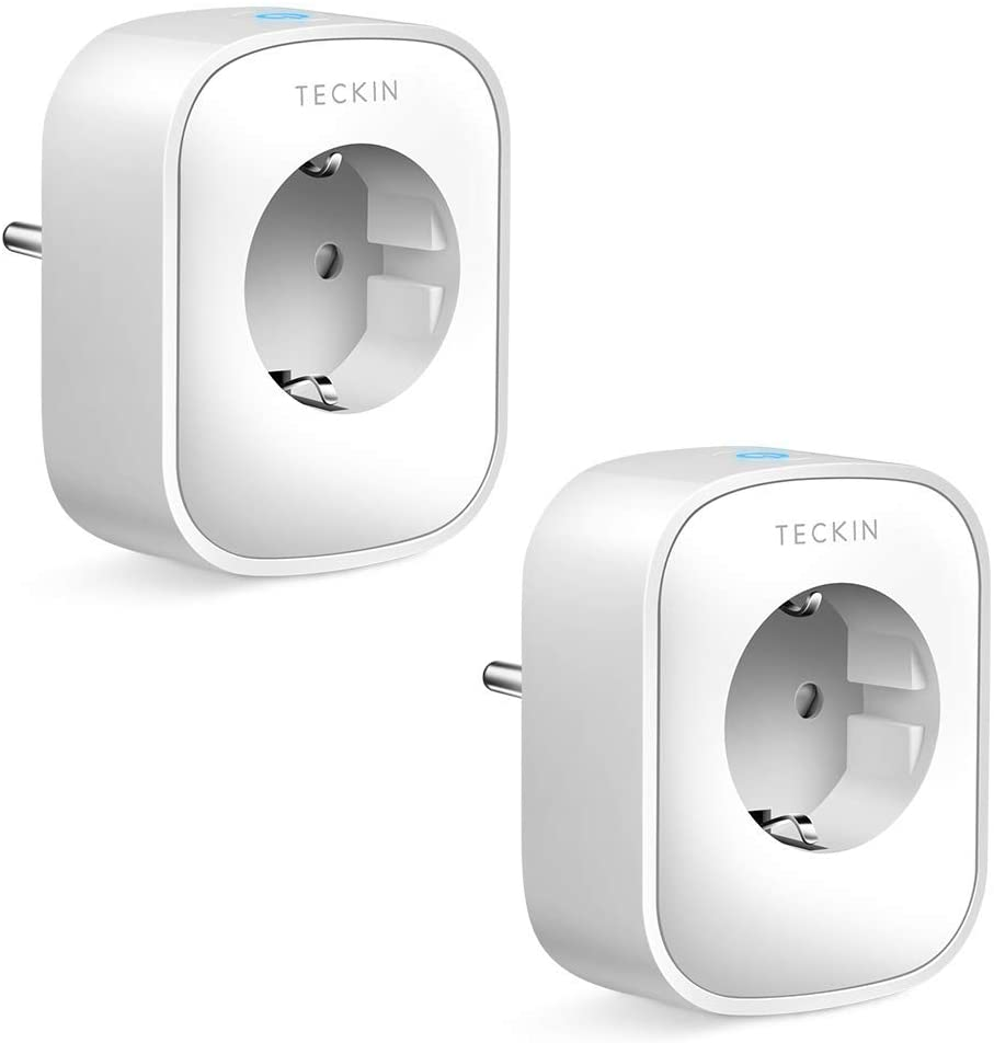 Smarte Steckdose Smart Home Steckdose Alexa Steckdose Smart Plug Wifi Steckdose Wlan Steckdose Funksteckdose Smarthome nachrüsten Stromverbrauch messen