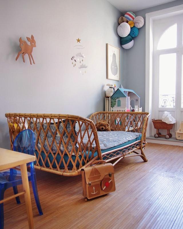 Smarte Steckdosen Beispiele im Kinderzimmer