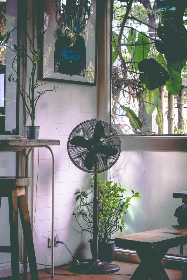 Low Budget Klimanlage als Beispielanwendung einer smarten Steckdose